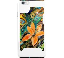 """iPhone case 2 based on my original artwork """"The Dance of Lizards"""" iPhone Case/Skin"""
