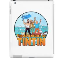 The Adventures of Tintin iPad Case/Skin