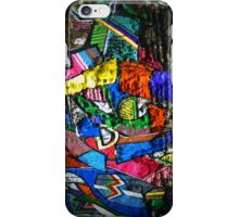 Graffiti iphone iPhone Case/Skin