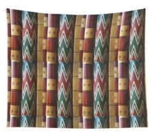 Church Patterns Wall Tapestry