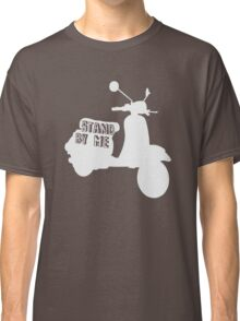 Vespa_Stand by Me Classic T-Shirt