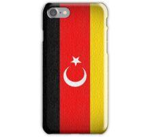 Flag Turkermany iphone iPhone Case/Skin