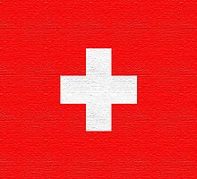Flag Switzerland iphone by Netsrotj