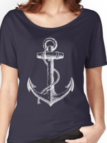Anchor - W Women's Relaxed Fit T-Shirt