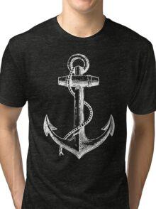 Anchor - W Tri-blend T-Shirt