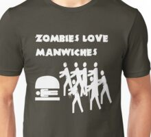 Manwiches Unisex T-Shirt