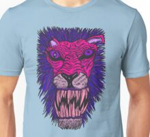 Monster Mondays #2 - Lionel Lion - Anger Monster! - Purple Unisex T-Shirt