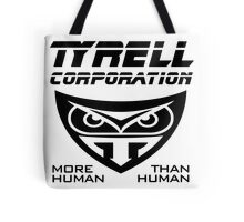 Blade Runner Tyrell Corporation Tote Bag