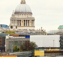 London's St. Paul's Cathedral Sticker