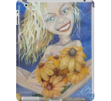 Shelly Summers in a Box iPad Case/Skin