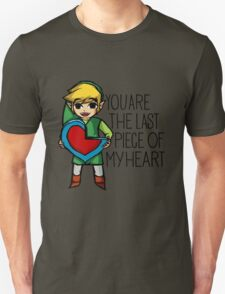 Legend Of Zelda - The Last Piece T-Shirt