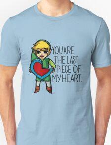 Legend Of Zelda - The Last Piece T-Shirt