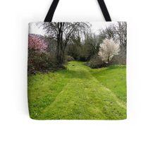 Backroad Tote Bag