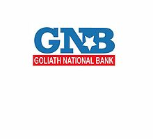 GNB - Goliath National Bank iphone by Netsrotj