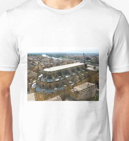 Looking over Tortosa T-Shirt