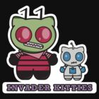 INVADER KITTIES parody by justsuper