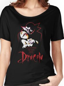 Jim Henson's Dracula Women's Relaxed Fit T-Shirt
