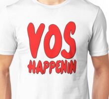 Vos Happenin One Direction Unisex T-Shirt