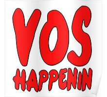 Vos Happenin One Direction Poster