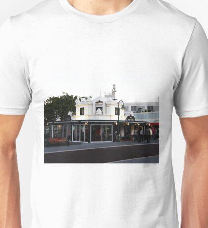B&W restaurant Unisex T-Shirt