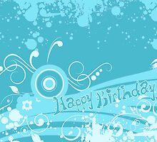 Happy Birthday Blue by photecstasy