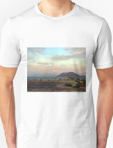 The 3 island sundown towards east T-Shirt