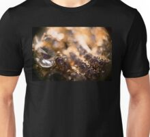 Diamonds and Gold SuperMacro 4 Unisex T-Shirt
