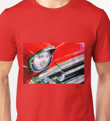 Flashy Red Unisex T-Shirt