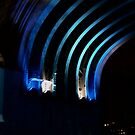 Blue arches by KMorral