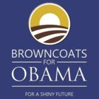 Browncoats for Obama by tripinmidair
