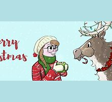 The Merriest Duo by Madisyn Bowen