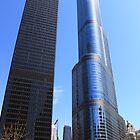 Trump Tower Chicago by Adam Kuehl