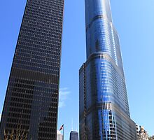 Trump Tower Chicago by Adam Kuehl