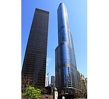 Trump Tower Chicago Photographic Print