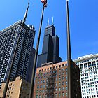 Sears Tower by Adam Kuehl