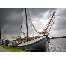 Lets sail! Photographic Print