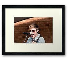 Reece Mastin 1 Framed Print