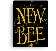 New Bee Canvas Print