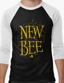 New Bee Men's Baseball ¾ T-Shirt