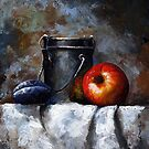 Plum and apple - sl10 by Imre Toth (Emerico)