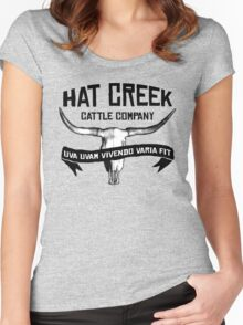 Hat Creek v2 Women's Fitted Scoop T-Shirt