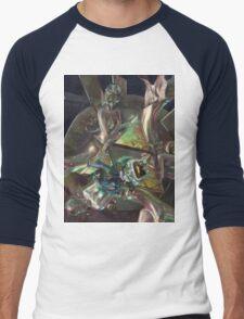 Midna, the fourth Goddess Men's Baseball ¾ T-Shirt