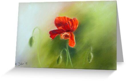 Poppy by ReniART