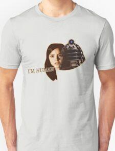 I'm Human. [Ver2] Unisex T-Shirt