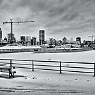 Montreal Winter by Michael Vesia