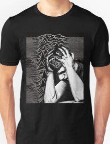 Ian Curtis Joy Division Unknown Pleasures T-Shirt
