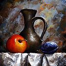 Apple and plum - sl13 by Imre Toth (Emerico)