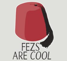 I wear a fez now. by MolotovCatnip