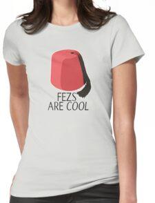 I wear a fez now. T-Shirt