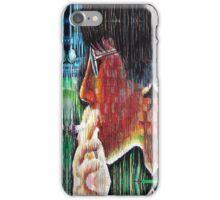 midnight toker iPhone Case/Skin